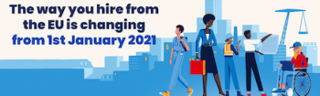 Hiring from the EU from 01 January 2021