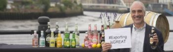 Exploring international markets with Fentimans