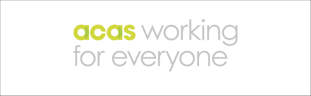 Acas advice and support