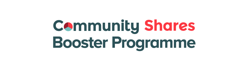 Community Shares Booster Programme