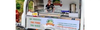 Northumberland food business goes mobile